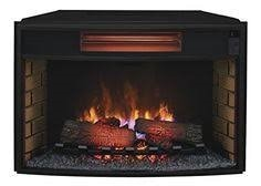 ClassicFlame 36EB220-GRT 36 Traditional Built-in Electric Fireplace