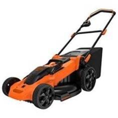 electric mower